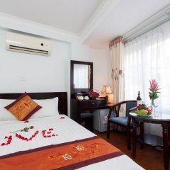 Hanoi Rendezvous Boutique Hotel 3* Номер Делюкс с различными типами кроватей фото 4