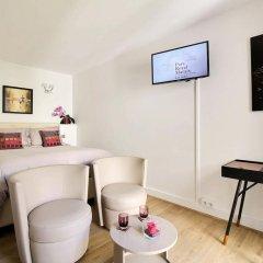 Отель Assia & Nathalie Luxury B&B Marais Париж комната для гостей