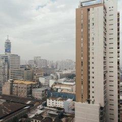 Отель Tucapel Чили, Сантьяго - отзывы, цены и фото номеров - забронировать отель Tucapel онлайн балкон