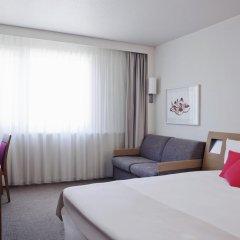 Отель Novotel Rennes Alma 4* Стандартный номер с различными типами кроватей фото 4