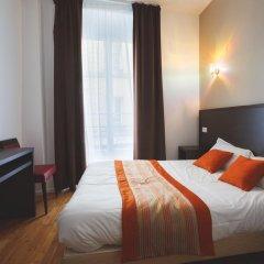 Отель Hôtel Bonne Nouvelle 3* Стандартный номер с двуспальной кроватью фото 2