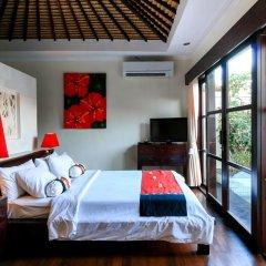 Отель Aleesha Villas 3* Улучшенная вилла с различными типами кроватей фото 14