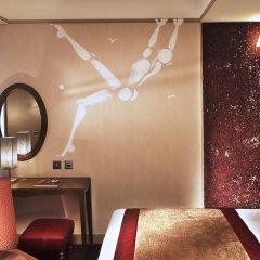 Отель Hôtel des Académies et des Arts 4* Стандартный номер с различными типами кроватей фото 4