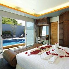 Отель Sudee Villa 4* Вилла разные типы кроватей фото 12