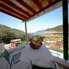Отель Aselinos Suites 3* Коттедж с различными типами кроватей фото 25
