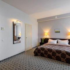 Отель Skyport Обь комната для гостей фото 5