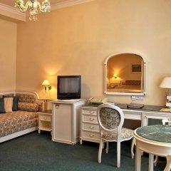 TOP Hotel Ambassador-Zlata Husa 4* Стандартный номер с разными типами кроватей фото 10