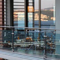 Отель Deris Bosphorus Lodge Residence бассейн