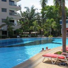 Отель View Talay 1B Apartments Таиланд, Паттайя - отзывы, цены и фото номеров - забронировать отель View Talay 1B Apartments онлайн бассейн фото 2