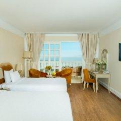 Sunrise Nha Trang Beach Hotel & Spa 4* Номер Премьер с двуспальной кроватью фото 5