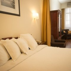 Отель Aliados 3* Улучшенный номер с двуспальной кроватью фото 8