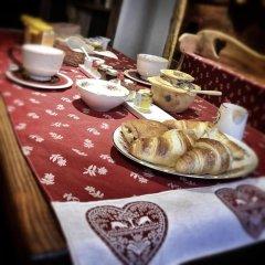 Отель B&B La Maison De Grand Maman Италия, Шампорше - отзывы, цены и фото номеров - забронировать отель B&B La Maison De Grand Maman онлайн питание