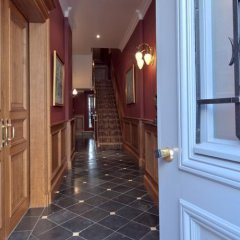 Отель BrusselsSuite интерьер отеля