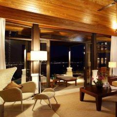 Отель IndoChine Resort & Villas 4* Вилла с разными типами кроватей фото 4