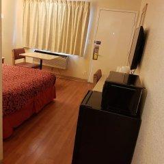 Отель Motel 6 Meridian Mississippi 2* Стандартный номер с различными типами кроватей фото 9