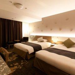Toyama Excel Hotel Tokyu 3* Улучшенный номер фото 12