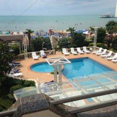Hotel Vila Anna Дуррес бассейн