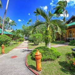 Отель Eden Bungalow Resort 3* Улучшенное бунгало с различными типами кроватей фото 5