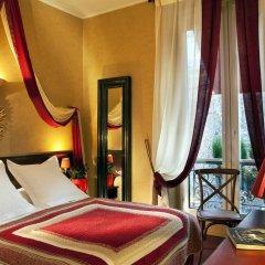 Отель BRITANNIQUE Париж комната для гостей фото 5