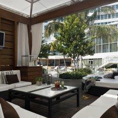 Отель Fontainebleau Miami Beach 4* Номер Делюкс с различными типами кроватей фото 20