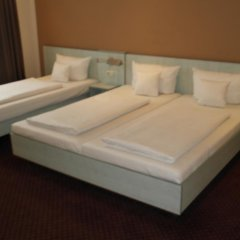 Hotel Attaché an der Messe 3* Стандартный номер с различными типами кроватей
