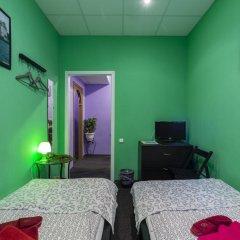 Mini-Hotel Na Beregah Nevy Номер категории Эконом с 2 отдельными кроватями (общая ванная комната) фото 8