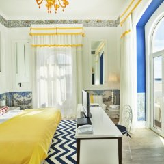Bela Vista Hotel & SPA - Relais & Châteaux 5* Номер Комфорт с различными типами кроватей фото 7