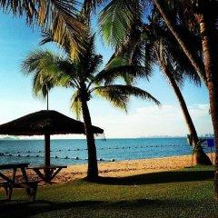 Отель Sea Village Beach Front 3* Вилла с различными типами кроватей фото 10