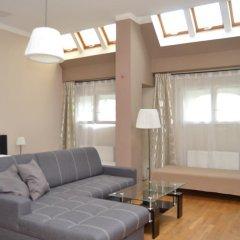 Апарт-отель Apartments Wenceslas Square комната для гостей фото 3