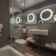 Отель Scandic Frankfurt Museumsufer 4* Стандартный номер с различными типами кроватей фото 6