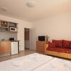 Апартаменты Silver Springs Apartments Студия с различными типами кроватей фото 3