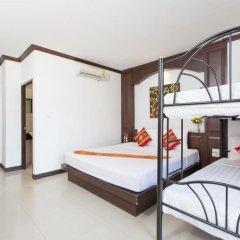 Отель Patong Buri 3* Стандартный номер с различными типами кроватей фото 12