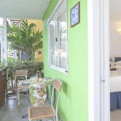 Отель Cocoplum Beach Колумбия, Сан-Луис - 1 отзыв об отеле, цены и фото номеров - забронировать отель Cocoplum Beach онлайн балкон