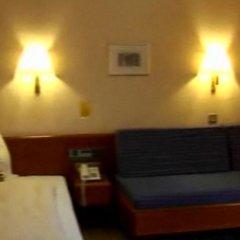 Hotel Carmen 3* Стандартный номер с различными типами кроватей фото 4
