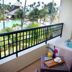 Отель Secrets Royal Beach Punta Cana 4* Полулюкс с различными типами кроватей фото 5