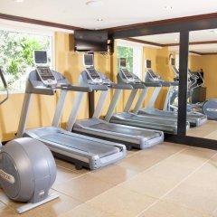 Отель Hilton Princess San Pedro Sula фитнесс-зал фото 2
