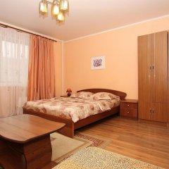 Апартаменты Альт Апартаменты (40 лет Победы 29-Б) Стандартный номер с разными типами кроватей