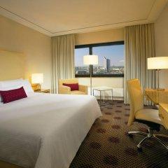 Отель The Westin Leipzig 4* Стандартный номер с различными типами кроватей фото 4