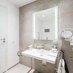 DoubleTree by Hilton Hotel Wroclaw 5* Стандартный номер с двуспальной кроватью фото 2