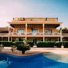 Hotel Restaurante La Plantación бассейн