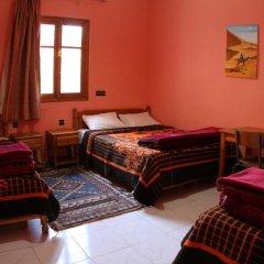 Отель La Vallée Марокко, Уарзазат - отзывы, цены и фото номеров - забронировать отель La Vallée онлайн комната для гостей фото 4