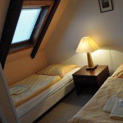 Hotel Svornost 3* Стандартный номер с 2 отдельными кроватями фото 19