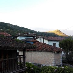 Отель La Corrolada Онис балкон