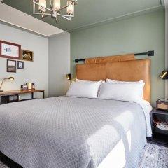 Отель The Hoxton, Amsterdam 4* Стандартный номер с двуспальной кроватью фото 5