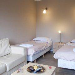 Отель Budget Flats Brussels 2* Студия с 2 отдельными кроватями фото 4