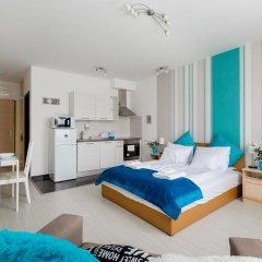 Апартаменты Sun Resort Apartments Студия с различными типами кроватей фото 8