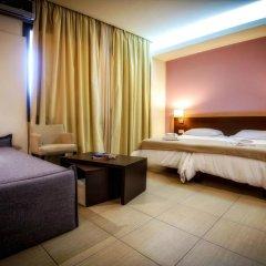 Iraklion Hotel 3* Стандартный номер с различными типами кроватей фото 4