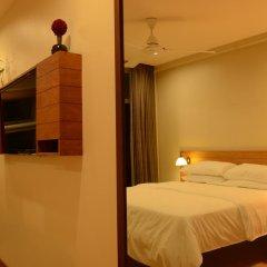 Отель Maakanaa Lodge 3* Номер Делюкс с различными типами кроватей фото 20