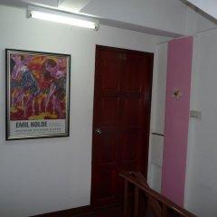 Отель Room For You Бангкок интерьер отеля фото 2