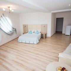 Гостиница Робинзон 2* Студия с видом на море с двуспальной кроватью фото 2